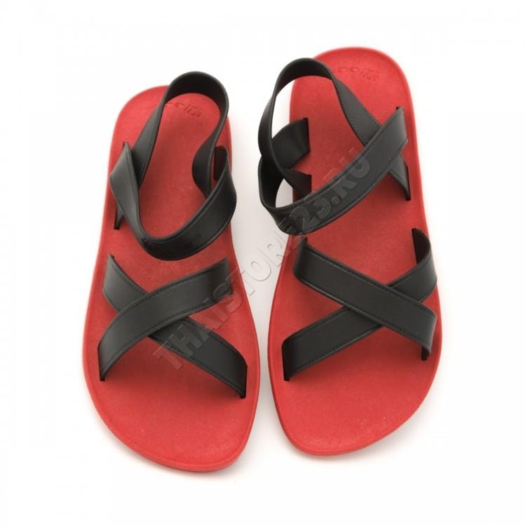 Moo Chuu - Cross Sandal